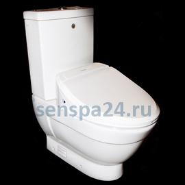 Vitra Form 500 9730B003-0227 керамический напольный унитаз с бачком