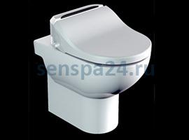 Комплект напольный приставной унитаз Catalano SFERA 54 WC + крышка-биде SensPa