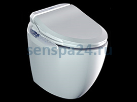 Комплект приставной унитаз Catalano VELIS 57 WC + крышка-биде SensPa
