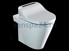 Комплект приставной унитаз Catalano ZERO 55 WC + крышка-биде SensPa