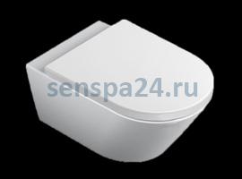 Комплект подвесной унитаз Catalano ZERO 55 WC SOSPESO + крышка-биде SensPa