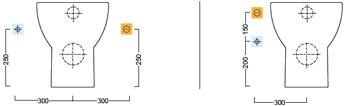 Схема подключения унитаза catalano_sfera_54_wc_1VPS5400