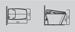 размеры унитазов сенспа senspa-vovo-tankless-TCB-080S-TCB-8500G